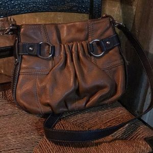 Clarks artisan hobo bag